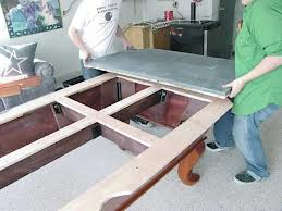 Pool table moves in Lake Charles Louisiana